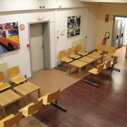 Salle de pause PRO FORMAT Mulhouse