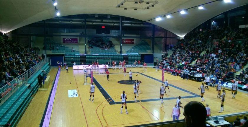 match ASPTT Mulhouse vs Le Cannet samedi 20 février 2016