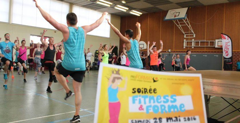 soirée fitness pro format go
