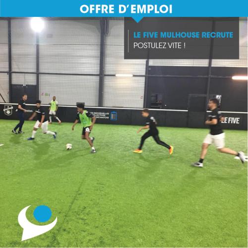 Pro format sport offre emploi (carré)