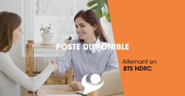 Offre d'emploi Alternant(e) en BTS MCO - Management Commercial Opérationnel