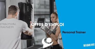 Offre d'emploi personnal trainer